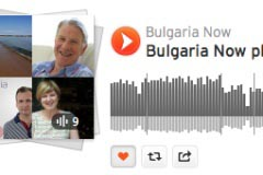 'Bulgaria Now' podcast with Cleves