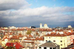 Free Sofia walking tour - daily